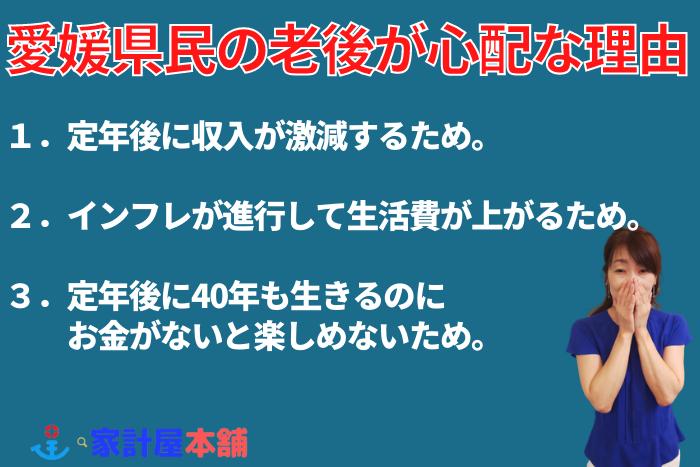 愛媛で確定拠出年金idecoをファイナンシャルプランナーから学ぶ